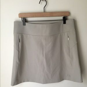 Cutter & Buck dry-tec 50UPF golf skort